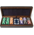 Smythson - Leather-Bound Poker Set