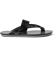 Dan Ward Leather Sandals