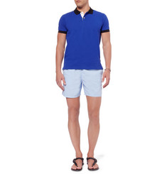 Dan Ward Cotton-Pique Polo Shirt