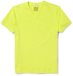 Dan Ward V-Neck Cotton-Jersey T-Shirt