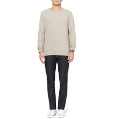 Nudie Jeans Fairtrade Organic Cotton-Pique Sweatshirt