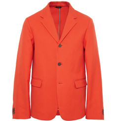 Jil Sander Cotton-Twill Blazer