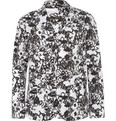Jil Sander - Printed Cotton Lightweight Blazer