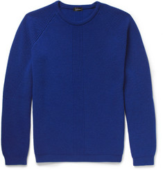 Jil Sander Slim-Fit Knitted-Wool Sweater