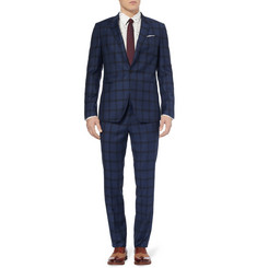 Paul Smith London Kensington Check Wool Suit
