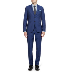 Paul Smith London Kensington Slim-Fit Wool and Mohair-Blend Suit