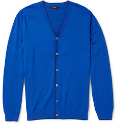 Paul Smith London Knitted Cotton Cardigan