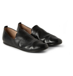 Marsell Textured-Leather Loafers