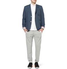 Junya Watanabe Slim-Fit Lightweight Check Cotton Blazer