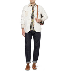 Junya Watanabe Seil Marschall Cotton-Canvas Jacket