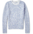 Balenciaga - Patterned Knitted Sweater