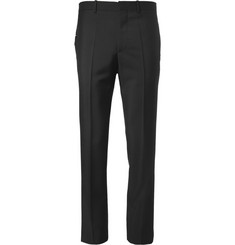 Balenciaga Slim-Fit Wool and Mohair-Blend Trousers