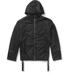 Balenciaga Hooded Shell Jacket