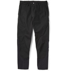 Arc'teryx Veilance Apparat Panelled Slim-Fit Cotton-Blend Trousers