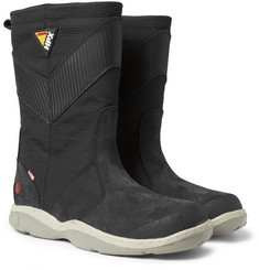 Musto Sailing HPX Leather and Canvas Boots