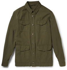 Aspesi Cotton-Canvas Utility Jacket