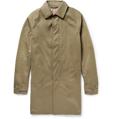 Aspesi Cotton-Blend Rain Coat