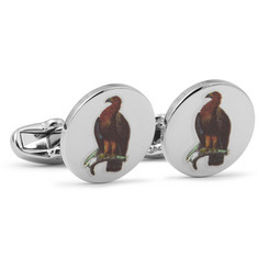 Paul Smith Shoes & Accessories Enamelled Metal Cufflinks