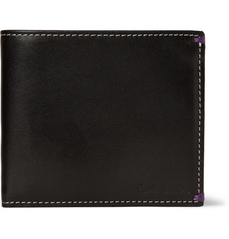 Paul Smith Shoes & Accessories Naked Lady Leather Billfold Wallet