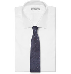 Paul Smith Shoes & Accessories Spotted Silk Tie