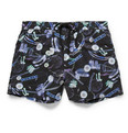 Paul Smith Shoes & Accessories Printed Short-Length Swim Shorts