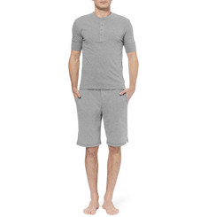 Paul Smith Shoes & Accessories Slim-Fit Cotton-Jersey Lounge Shorts