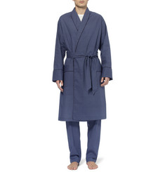 Paul Smith Shoes & Accessories Printed Cotton Dressing Gown