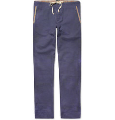 Paul Smith Shoes & Accessories Regular-Fit Printed Cotton Pyjama Trousers