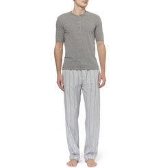 Paul Smith Shoes & Accessories Regular-Fit Striped Cotton Pyjama Trousers