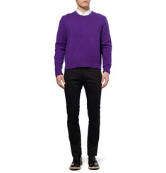 Acne Studios Peele Pilled Wool and Cashmere-Blend Sweater