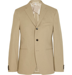 Acne Studios Drifter W J Dot Cotton-Blend Twill Jacket