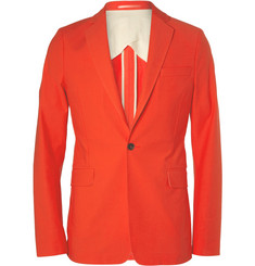 Acne Studios Noel Slim-Fit Cotton-Blend Suit Jacket