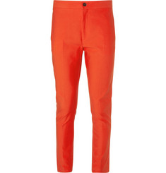 Acne Studios Brady Slim-Fit Cotton-Blend Suit Trousers