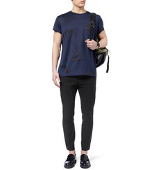 Acne Studios Brady Slim-Fit Cotton-Blend Trousers