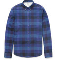 Acne Studios - Isherwood Check Slim-Fit Cotton Shirt