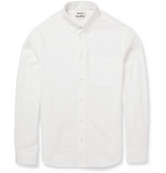 Acne Studios Isherwood Oxford Slim-Fit Cotton Shirt