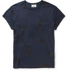 Acne Studios Fine Printed Cotton-Jersey T-Shirt
