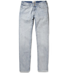 Acne Studios Ace Slim-Fit Washed Selvedge Denim Jeans