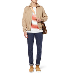 A.P.C. Cotton-Twill Lightweight Bomber Jacket