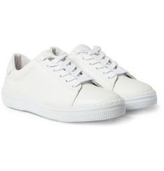 A.P.C. Leather Low Top Sneakers
