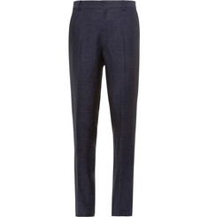 Margaret Howell Regular-Fit Woven-Linen Suit Trousers