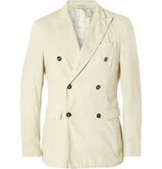 Massimo Alba Aston Slim-Fit Unstructured Corduroy Blazer