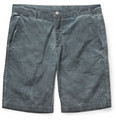 Massimo Alba - Vela Slim-Fit Washed Cotton Shorts