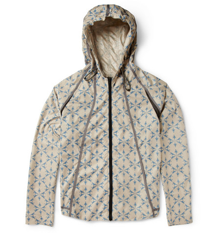 Christopher Raeburn Lightweight Packaway Printed Bomber Jacket