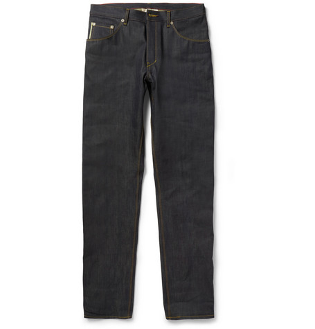 Raleigh Denim Alexander Regular-Fit Dry Selvedge Denim Jeans