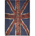 Alexander McQueen - Large Printed Modal Scarf