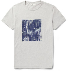 Folk Printed Cotton-Jersey T-Shirt