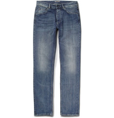Bottega Veneta Slim-Fit Washed Denim Jeans