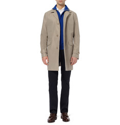 Loro Piana Storm System Techno-Cotton City Trench Coat