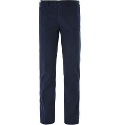 Loro Piana Regular-Fit Cotton-Blend Chinos